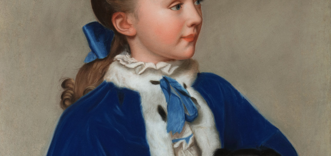 Portret van Maria Frederica van Reede