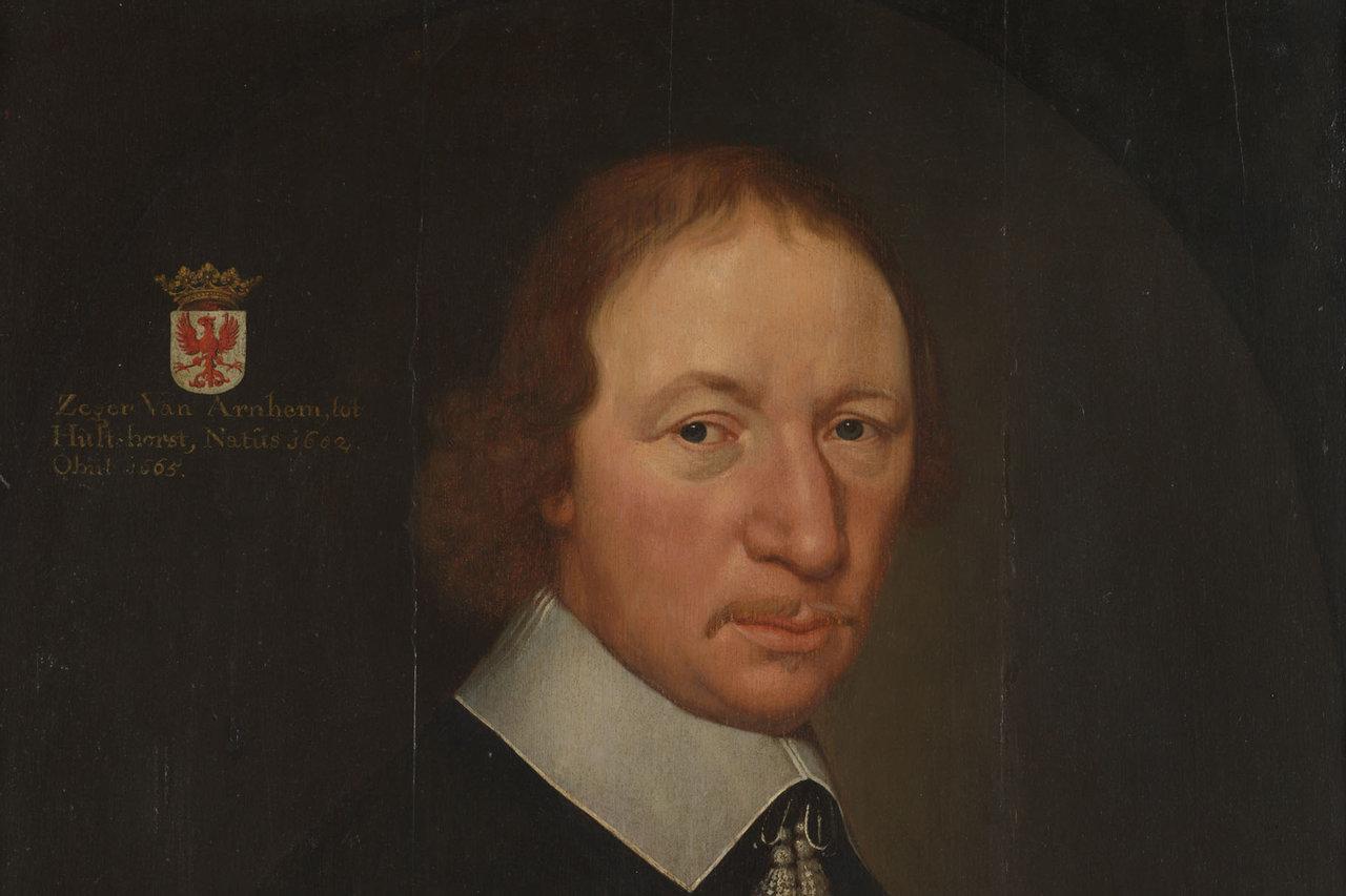 Portret van Zeger van Arnhem tot Hulshorst