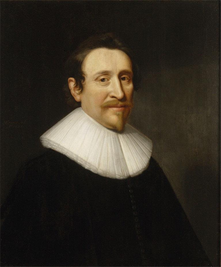 Portret van Hugo de Groot