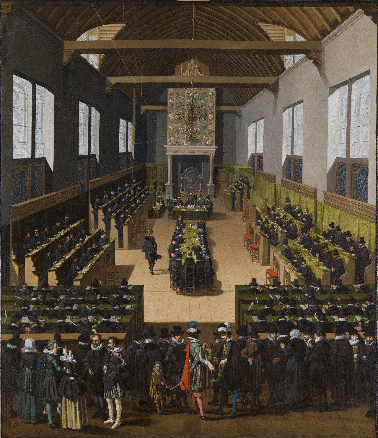 Schilderij van Pouwels Weyts de Jonge