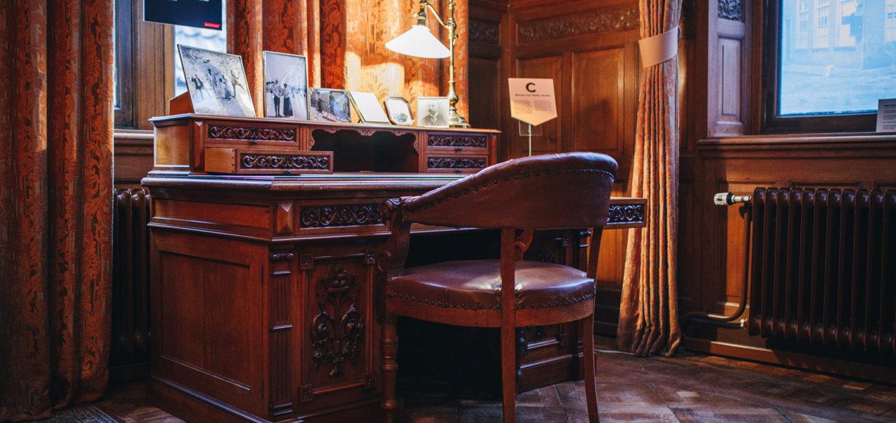 De kamer van Aletta Jacobs
