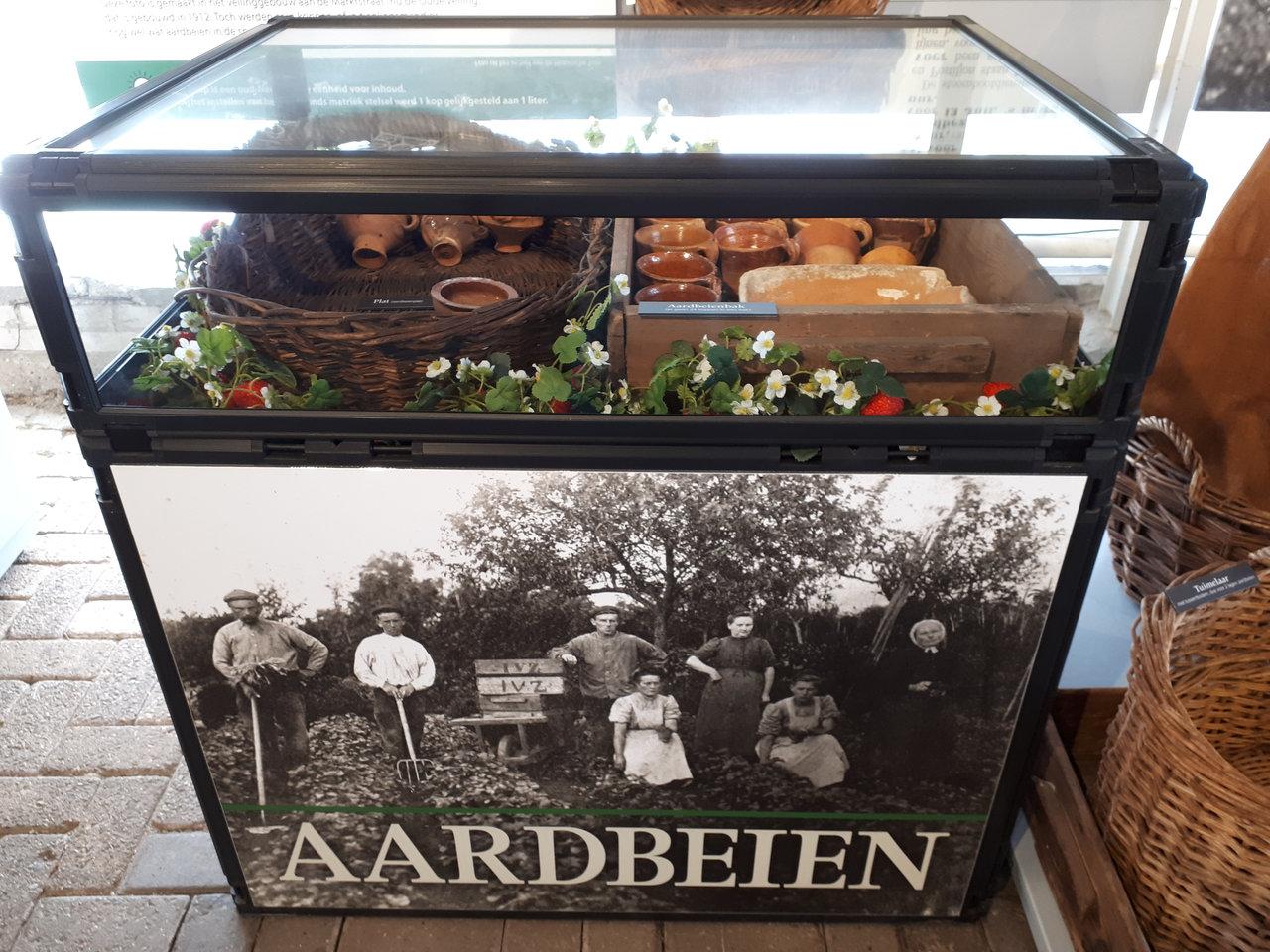 Aardbeien Historische Tuin Aalsmeer